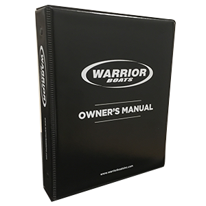Warrior Boats Owners Manual