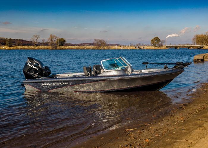 V203 - Warrior Boats