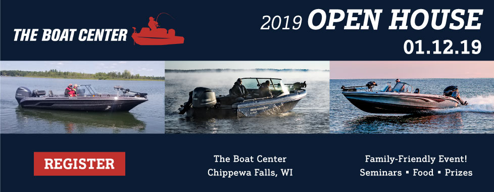 The Boat Center Open House