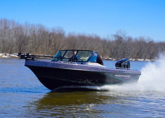 V198 - Warrior Boats